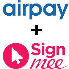 Airpay pus Signmee - business logo